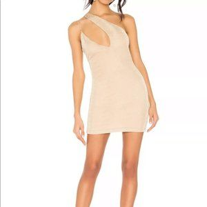 Superdown Revolve Farina cutout mini dress small